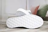 Стильные женские белые мокасины-туфли из натуральной кожи. Размеры 36-41, фото 5