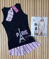 """Пижама шорты и футболка  """"SNC"""" код 9964, фото 1"""