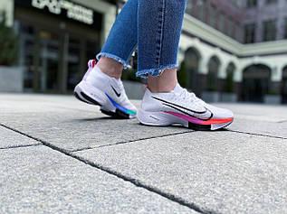 Кроссовки женские Nike Air Zoom Tempo Next% / CI9924-100 (Размеры:37,38)
