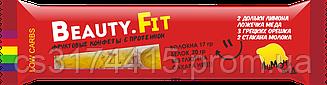 Ягодно-фруктовые конфеты с протеином Beauty.Fit Лимон-Мёд (63 грамма)