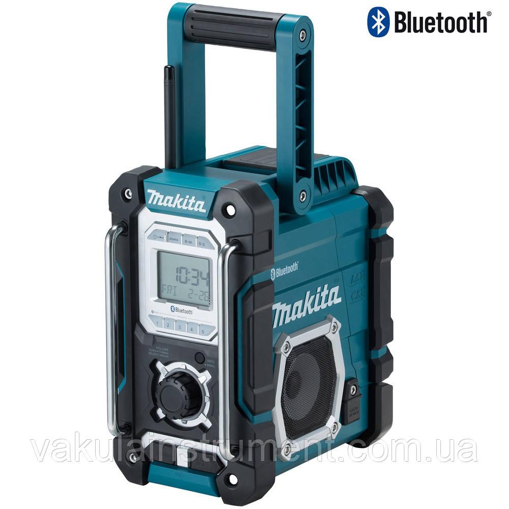 Акумуляторний радіоприймач Makita DMR 108