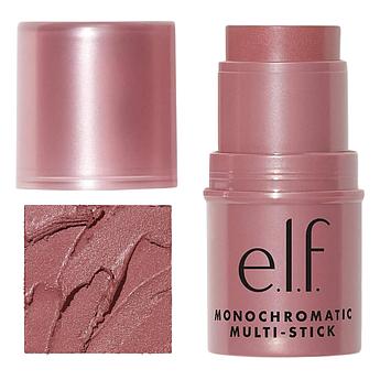 Мультистик румяна + тени + помада e.l.f Monochromatic Multi Stick Eyes Lips Cheeks Sparkling Rose 4.4 г