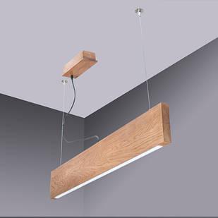 Дерев'яний LED світильник Vela Ramita 30Вт ( Дуб )