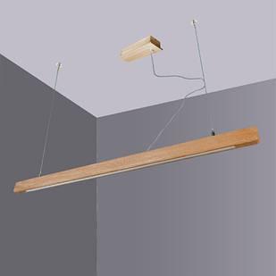 Дерев'яний LED світильник Vela Rafter 30Вт ( дуб )