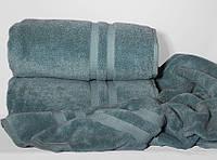 ТМ TAG Полотенце 70х140 Elegant цвет: морская волна