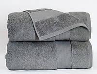 ТМ TAG Полотенце 70х140 Home style цвет: пепельный