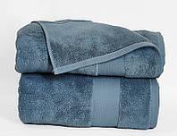 ТМ TAG Полотенце 70х140 Home style цвет: серо-голубой