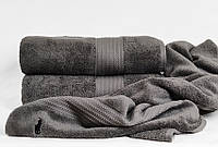ТМ TAG Полотенце 70х140 Polo цвет: серый