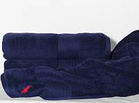 ТМ TAG Полотенце 70х140 Polo цвет: синий