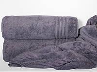 ТМ TAG Полотенце 100х150 Calm tones цвет: мокрый асфальт