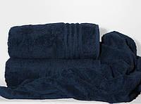 ТМ TAG Полотенце 100х150 Calm tones цвет: синий