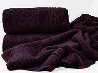 ТМ TAG Полотенце 100х150 Calm tones цвет: сливовый