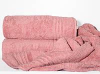 ТМ TAG Полотенце 100х150 Calm tones цвет: темно-розовый