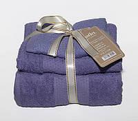 ТМ TAG Набор полотенец Sofia цвет: лаванда