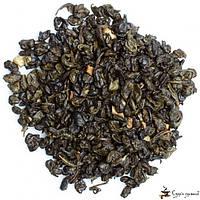 Зеленый ароматизированный чай Teahouse Саусеп