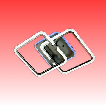Люстра MX2503/2WH LED 3color dimmer (Белый) 55W