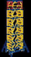 Вышка-тура 5м (2+1), рабочая площадка 1,2х2,0м.