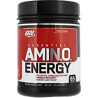 Энергия незаменимых аминокислот ESSENTIAL AMIN.O. ENERGY - 585 г - Optimum Nutrition ( Эсеншиал амино энерджи)