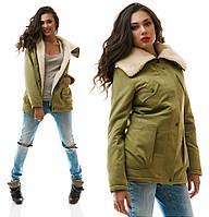 И0047 Куртка-парка  на меху