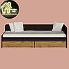 Односпальная Кровать СОНАТА Эверест 800 (2 УПАК)  (1930*835*600), фото 9