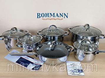 Набор посуды Bohmann BH 0922 MRB