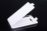 Чехол флип для Huawei Ascend Y530-U00 белый