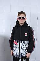 Куртка дитяча вітровка оптом 128-134-140-146, фото 1