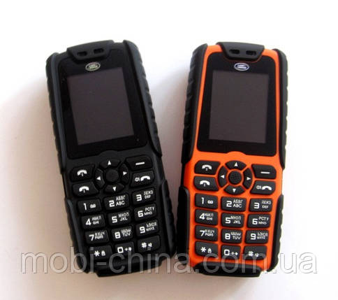Телефон LAND ROVER XP3300 + power bank 16000mAh 2в1 (аналог RANGE ROVER) , фото 2
