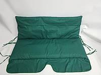 130*48*48-Матрасы мягкие на садовые качели, зеленый