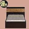 Дерев'яна односпаьная Ліжко СОНАТА Еверест 900 (2 УПАК) (2110*1030*800), фото 4