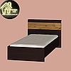 Деревянная односпаьная Кровать СОНАТА Эверест 900 (2 УПАК)  (2110*1030*800), фото 3