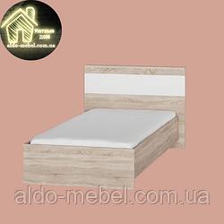 Деревянная односпаьная Кровать СОНАТА Эверест 900 (2 УПАК)  (2110*1030*800)