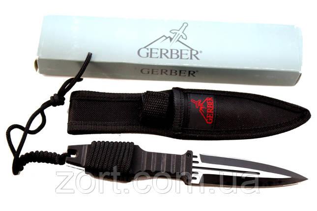 Нож с фиксированным клинком Gerber, фото 2