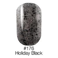 Гель-лак Naomi №176 Holiday Black 12 мл