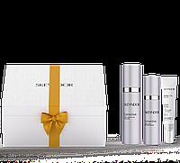 Подарунковий набір Магічне перетворення для нормальної та комбінованої шкіри Skeyndor CORRECTIVE kit