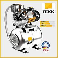 Насосна станція TEKK HAUS BS 1100 Inox 24л Inox 1.1 кВт (Німеччина)