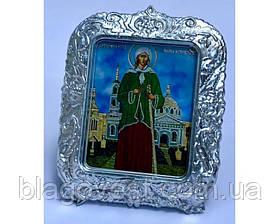 Ікона ажурна серебр. (55х65)