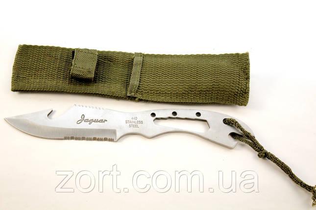 Нож с фиксированным клинком A6, фото 2