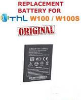 Оригинальный аккумулятор для THL W100S, ThL W100, 1800 мАч