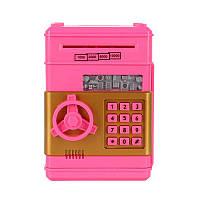 Электронная копилка сейф c кодовым замком Number Bank