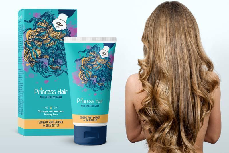 Маска для волосся princess hair (принцес Збереження) маска для прискорення росту і оздоровлення волосся