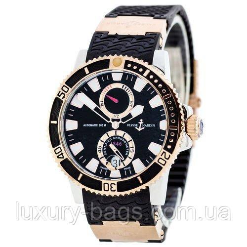 Часы наручные Ulysse Nardin Automatic Silver-Gold