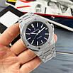 Часы наручные Audemars Piguet Royal Oak 0788 Silver-Blue, фото 2