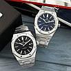 Часы наручные Audemars Piguet Royal Oak 0788 Silver-Blue, фото 6