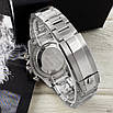 Часы наручные Rolex Daytona Metal Silver-Black-Black, фото 3