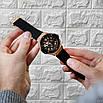 Часы наручные Hubl0t Chronograph Ceramica Black-Gold-Black 5829, фото 3