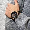 Часы наручные Hubl0t Chronograph Ceramica Black-Gold-Black 5829, фото 5