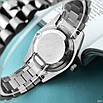 Годинники наручні Rolex Day-Date Silver-Blue, фото 4