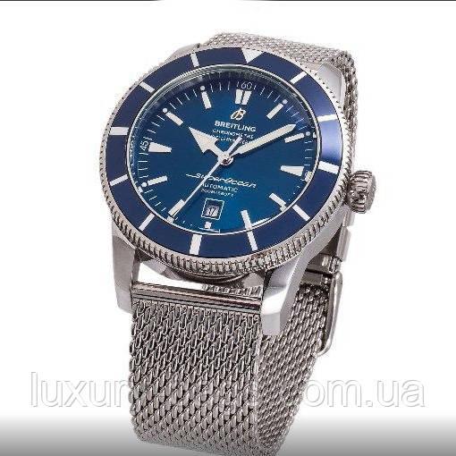 Наручные часы Breitling A23870 Silver-Blue