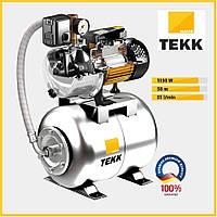 Насосна станція TEKK HAUS BS 1350 Inox 24л Inox 1.35 кВт (Німеччина)